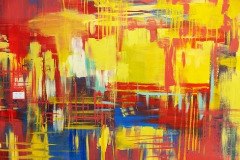 Abstrakcja Obrazy oddziaływania na wyobraźnię