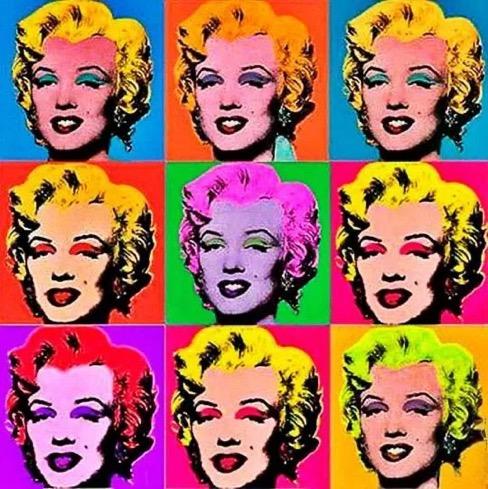 Pop-Art - obrazy sztuki nowoczesnej